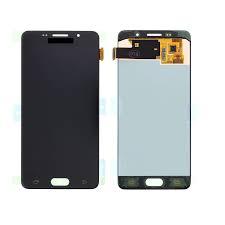 Display Samsung Galaxy A5 A510 2016 compatibil negru [0]