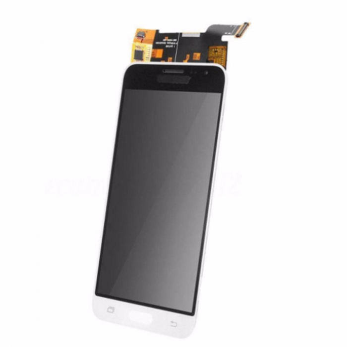 Display Samsung Galaxy J3 J320 din 2016 compatibil alb [0]