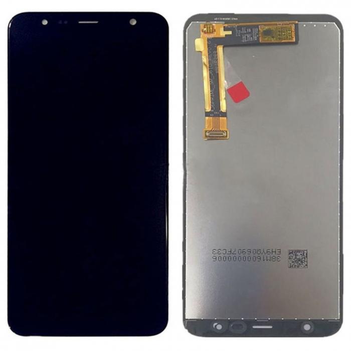 Display Samsung Galaxy J4+ J6+ J415  J610 compatibil negru [0]