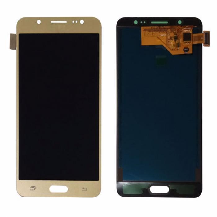 Display Samsung Galaxy J5 J510 2016 compatibil auriu [0]