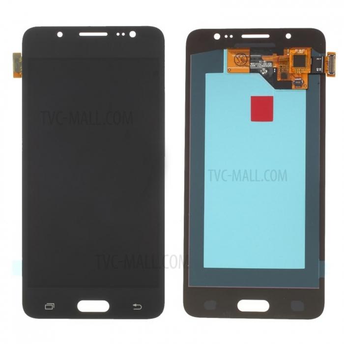 Display Samsung Galaxy J5 J510 2016 compatibil negru [0]