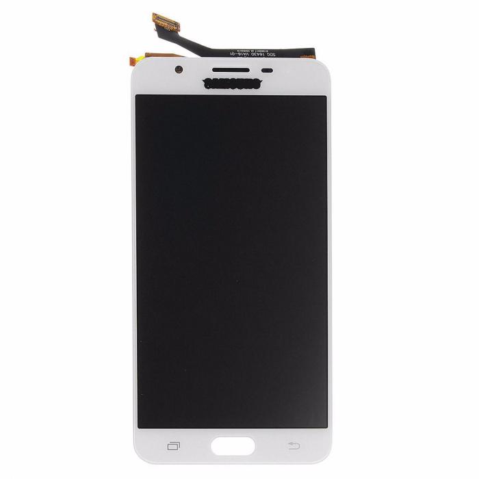 Display Samsung Galaxy J7 J700 2015 compatibil alb [0]