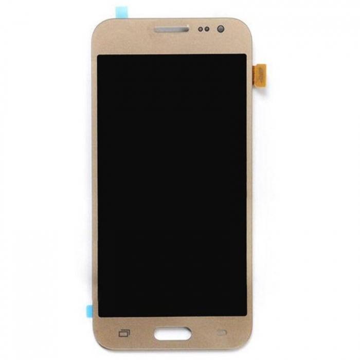 Display Samsung Galaxy J7 J730 din 2017 compatibil auriu [0]
