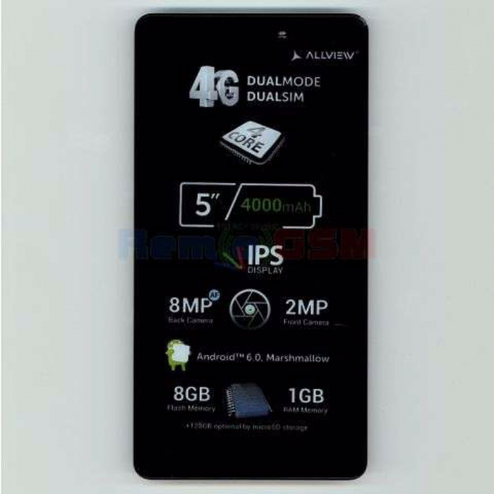 Display complet Allview P6 Energy Lite [0]