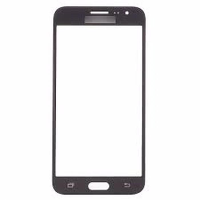 Geam exterior pentru Samsung Galaxy J3 J320 2016 negru [0]