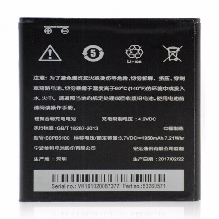 HTC Desire 316 B0PB5100 [0]