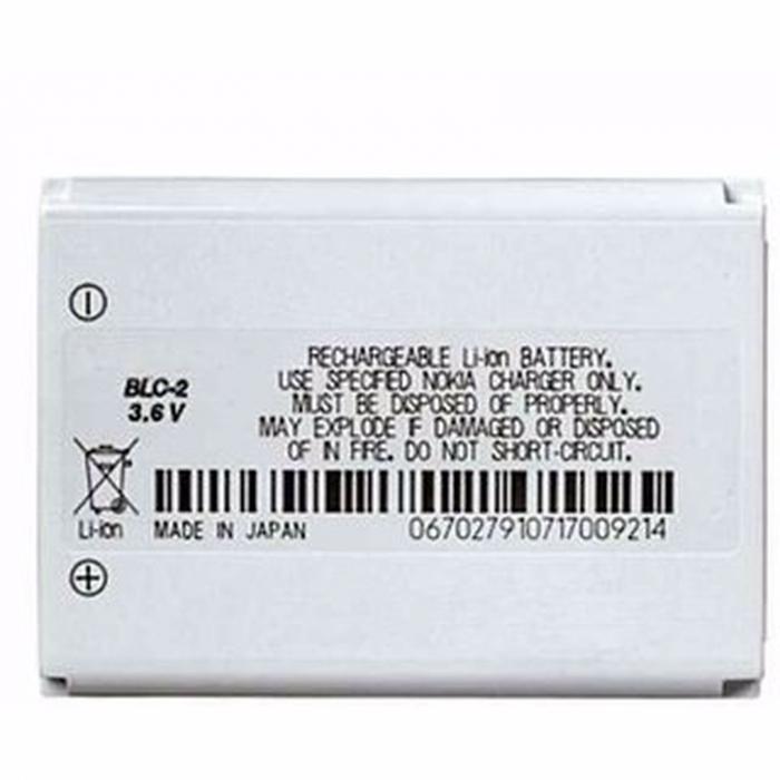 Nokia 3310 3330 3410 3510 3510i 5510 6650 6800 6810 BLC-2 BLC2 [0]