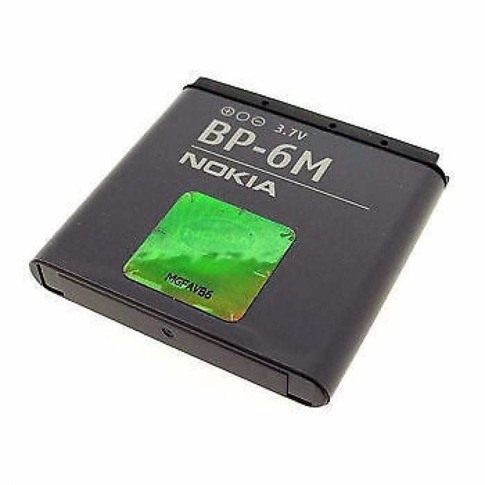 Nokia 6233 6280 6288 9300 N73 N77 N93 N93S BP-6M [0]