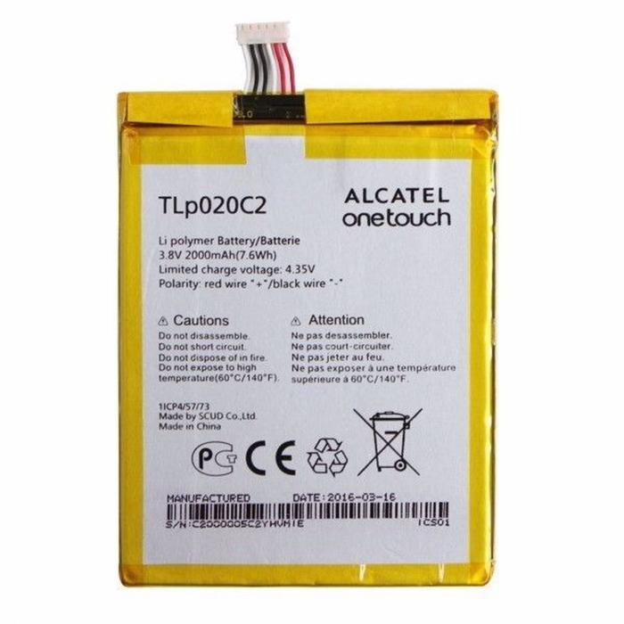 Alcatel Idol X Slate TLP020C2 [0]