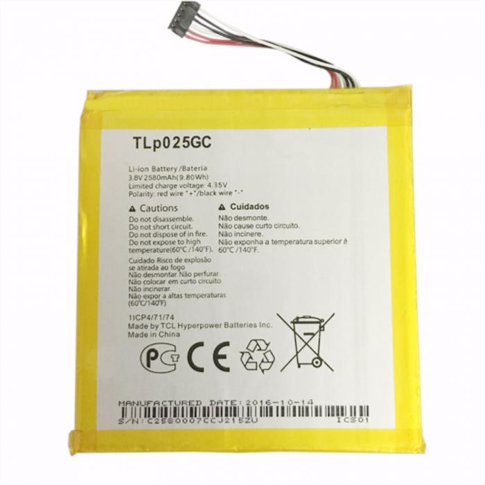 Acumulator Alcatel ONE TOUCH PIXI 4 TLp025GC G2 Compatibil [0]