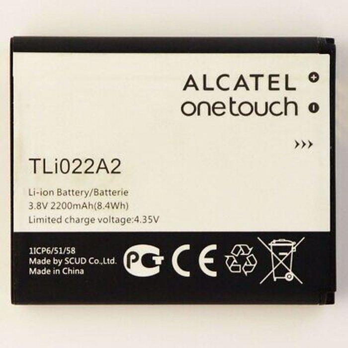 Alcatel One Touch Sonic OT-A851L TLi022A2 [0]