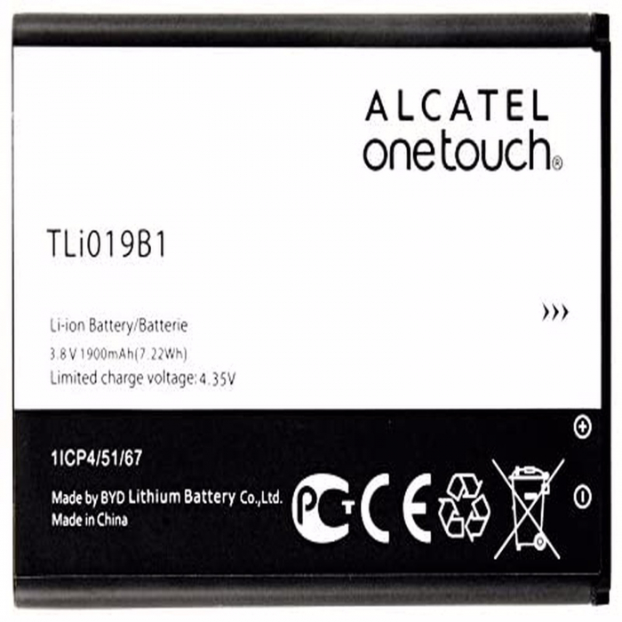 Acumulator Alcatel OneTouch Pop C7 & Pop tli019b1 D7 SWAP [0]
