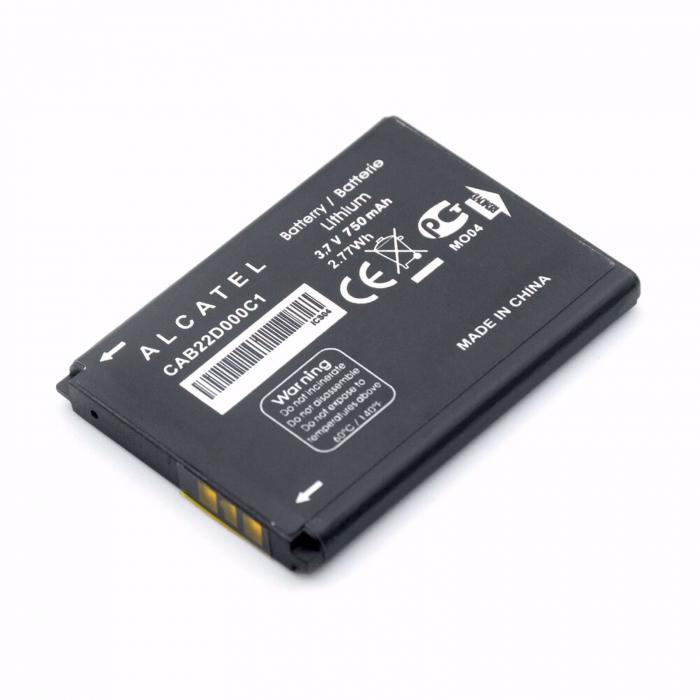 Acumulator Alcatel OT-C701 OT-C707 CAB200101C1 [0]