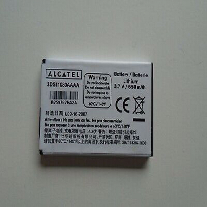 Alcatel OT E100 E157 E265 C650 C651 E805 S853 S856 3DS11080AAAA [0]