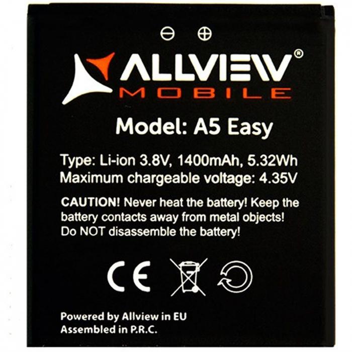 Acumulator Allview A5 Easy Original [0]
