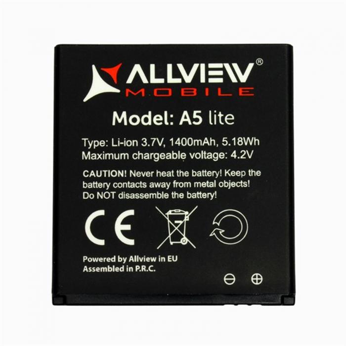 Acumulator Allview A5 Lite Original [0]
