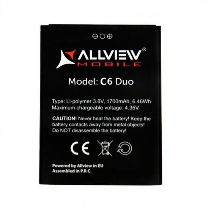 Acumulator Allview C6 Duo [0]