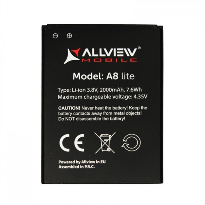 Acumulator Allview A8 Lite Original [0]