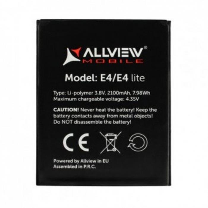 Acumulator Allview E4 Lite Original [0]