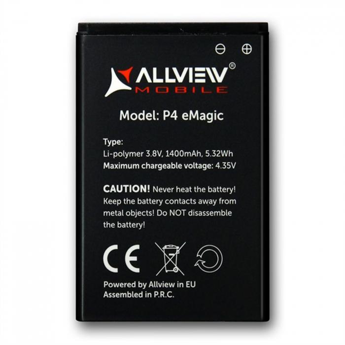 Acumulator Allview P4 eMagic Original [0]