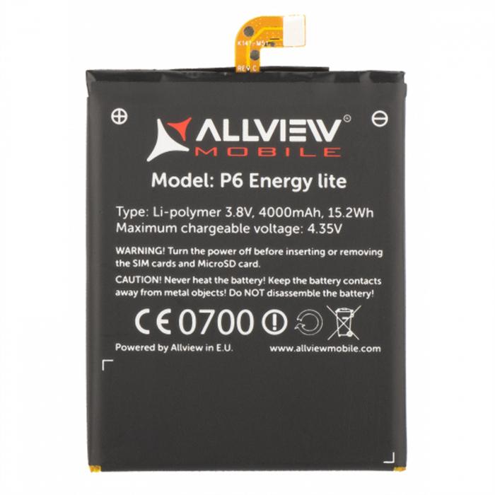 Acumulator Allview P6 Energy Lite [0]