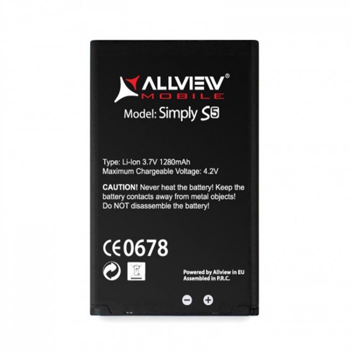 Acumulator Allview Simply S5 [0]
