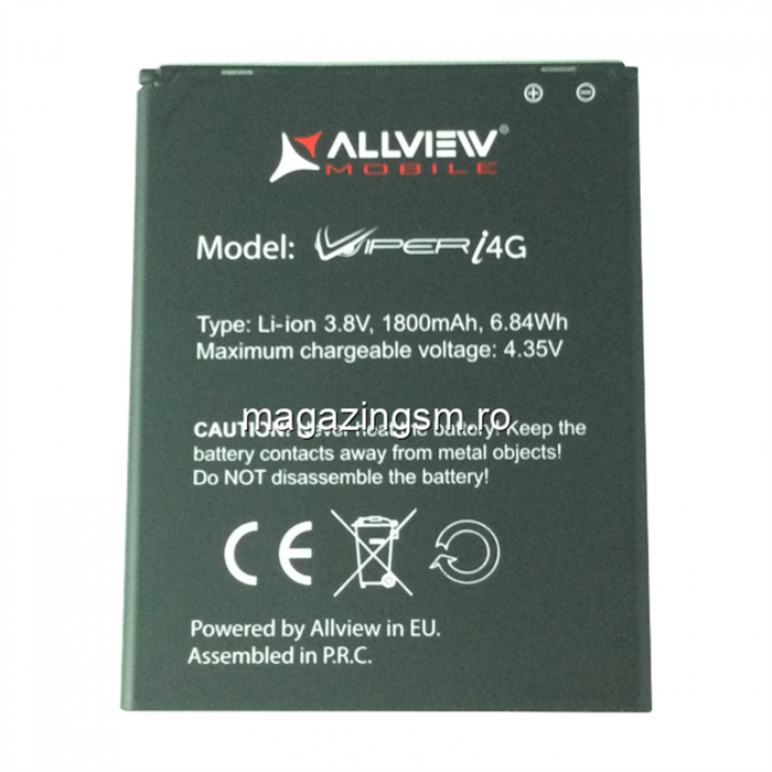 Acumulator Allview V1 Viper i4G Original [0]