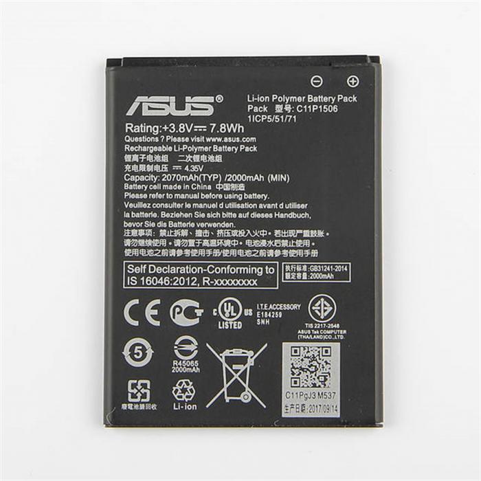 Asus Live G500TG ZC500TG Z00VD ZenFone Go C11P1506 [0]