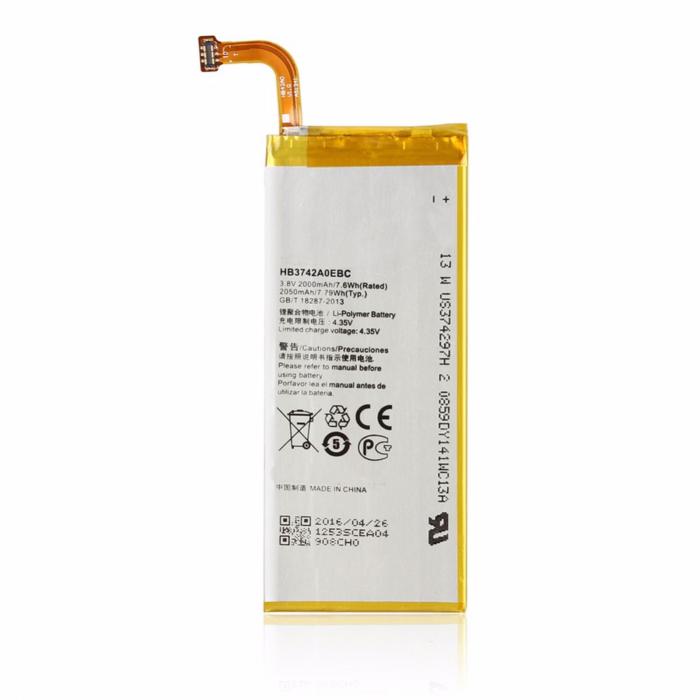Acumulator Huawei Ascend G6 G620S G630 G7 P6 P7 Mini HB3742A0EBC Swap [0]