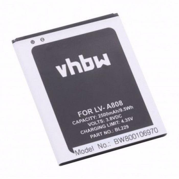 Acumulator Lenovo A8 A806 A808T BL229 compatibil [0]