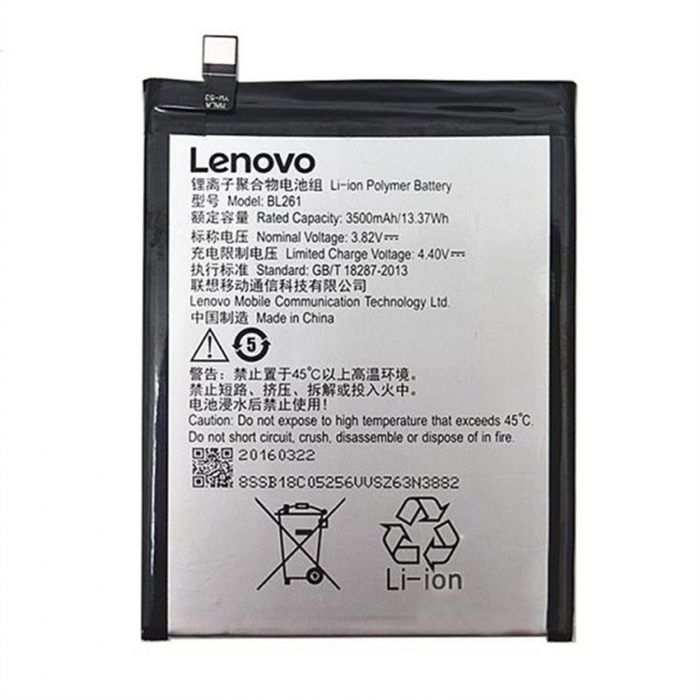 Acumulator Lenovo Vibe K5 Note BL261 [0]