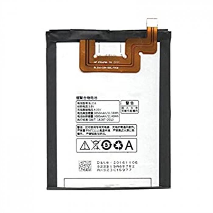 Acumulator Lenovo Vibe Z K910, K6 BL216 [0]