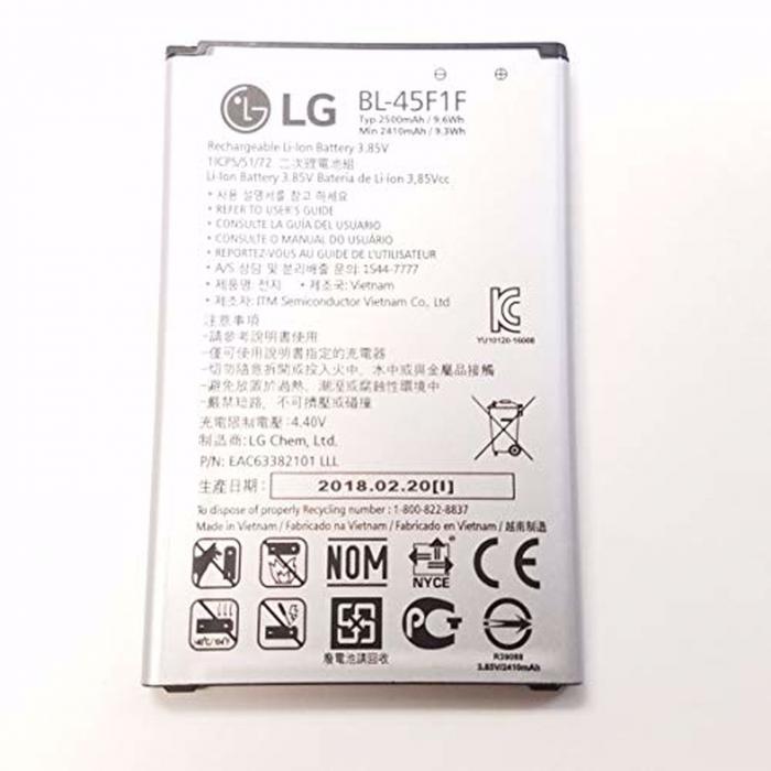 Acumulator LG Aristo MS210 LG K4 LG K8 BL-45F1F [0]