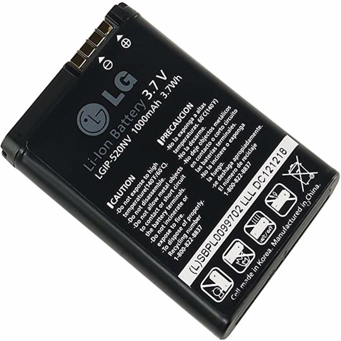 LG BL40 Chocolate & GD900 Crystal LGIP-520 [0]