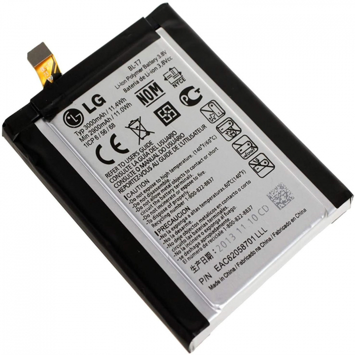 LG G2 D800 D801 D802 D805 LS980 VS980 BL-T7 [0]