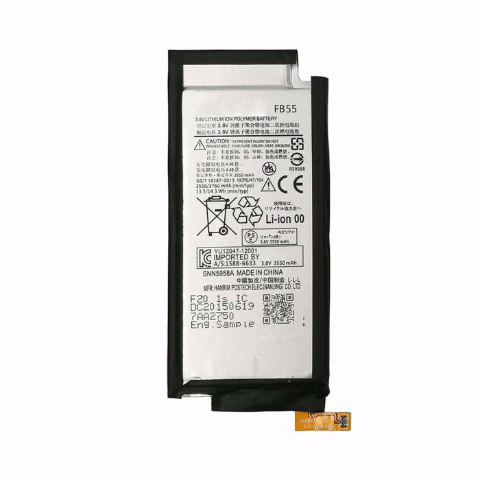 Acumulator Motorola Moto X Force, XT1580, XT1581 FB 55 [0]