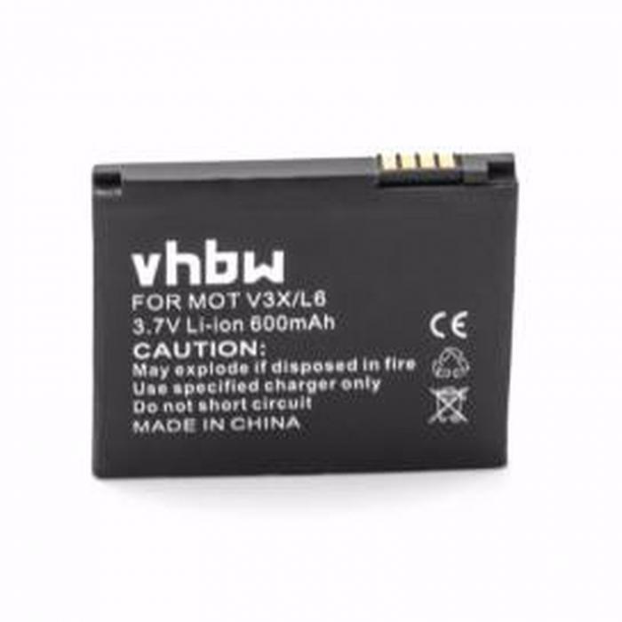 Acumulator Motorola V3x Slvr L6  L7 [0]