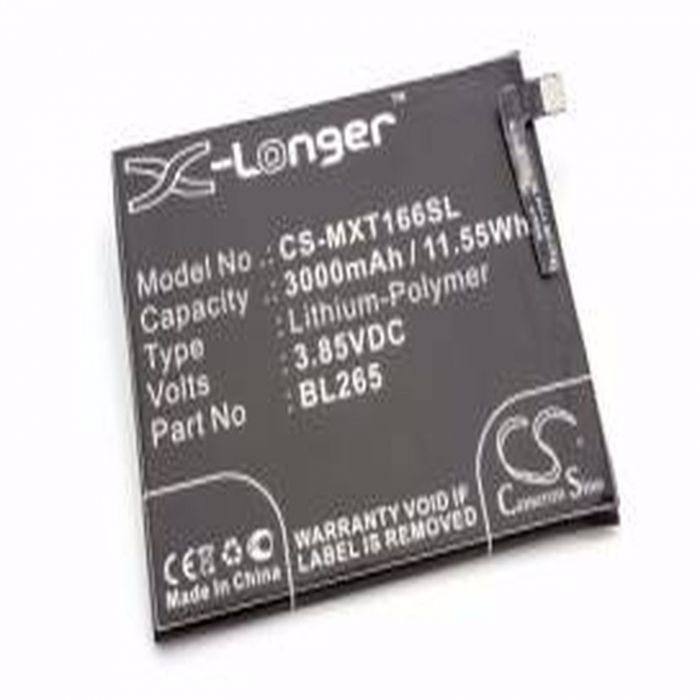 Acumulator Motorola XT1662 XT1663 produs de Lenovo BL265 Compatbil. [0]