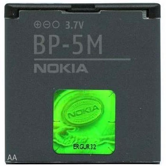 Acumulator Nokia 5700 6110 Navigator 6220 Classic 6500 Slide 8600 Luna BP-5M Swap [0]