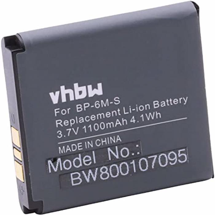 Acumulator Nokia 6720 6350 E51 E81 N81 N82 BP-6MT Compatibil [0]