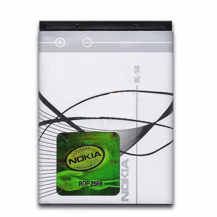 Acumulator Nokia N83 N80 6230 5200 3220 5140 5140i 5200 5208 BL-5B SH [0]