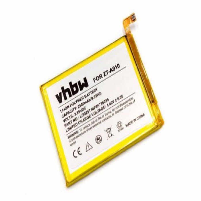 Acumulator pentru ZTE Blade A910, BA910 Li3925T44P8h786035 [0]