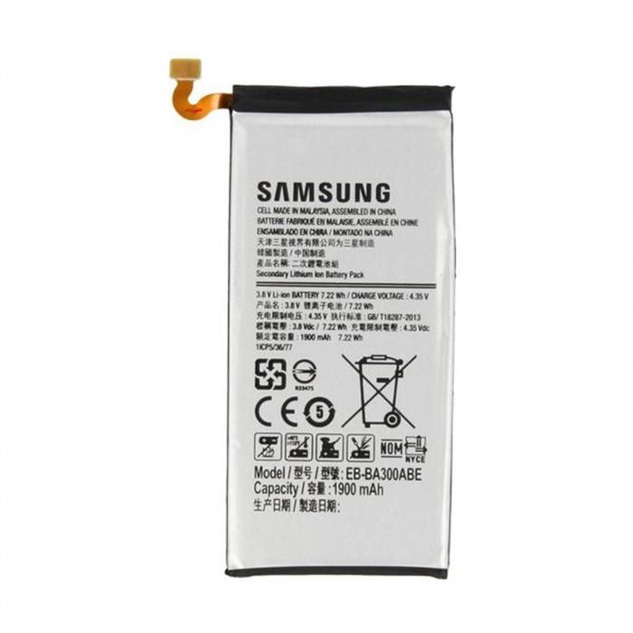 Acumulator Samsung Galaxy A3 A300 EB-BA300ABE [0]