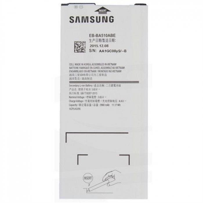 Acumulator Samsung Galaxy A5 2016 SM-A510 EB-BA510ABE [0]