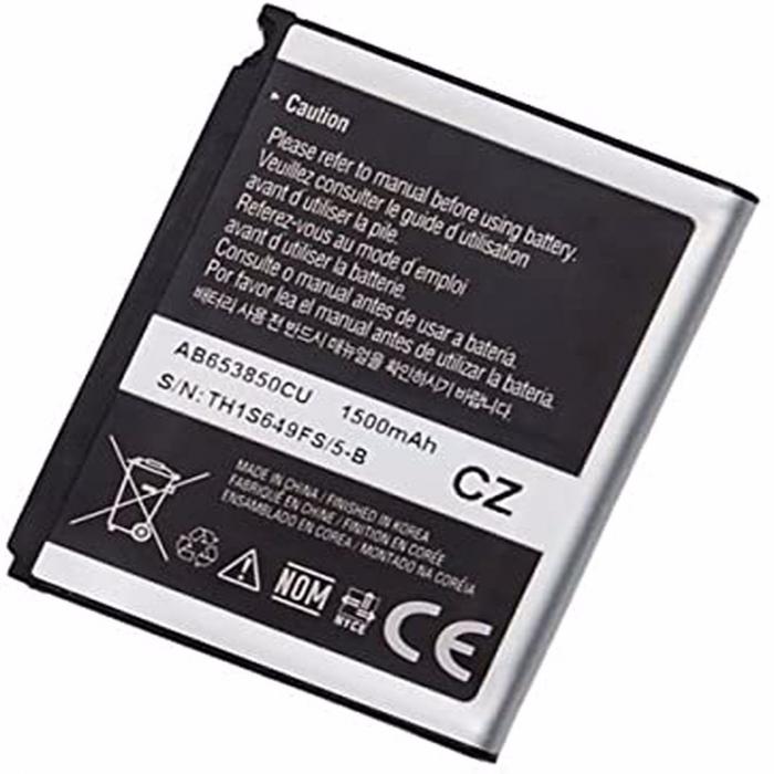 Acumulator Samsung Galaxy I8000 Omnia II Google Nexus S i9020A AB653850CU SWAP [0]