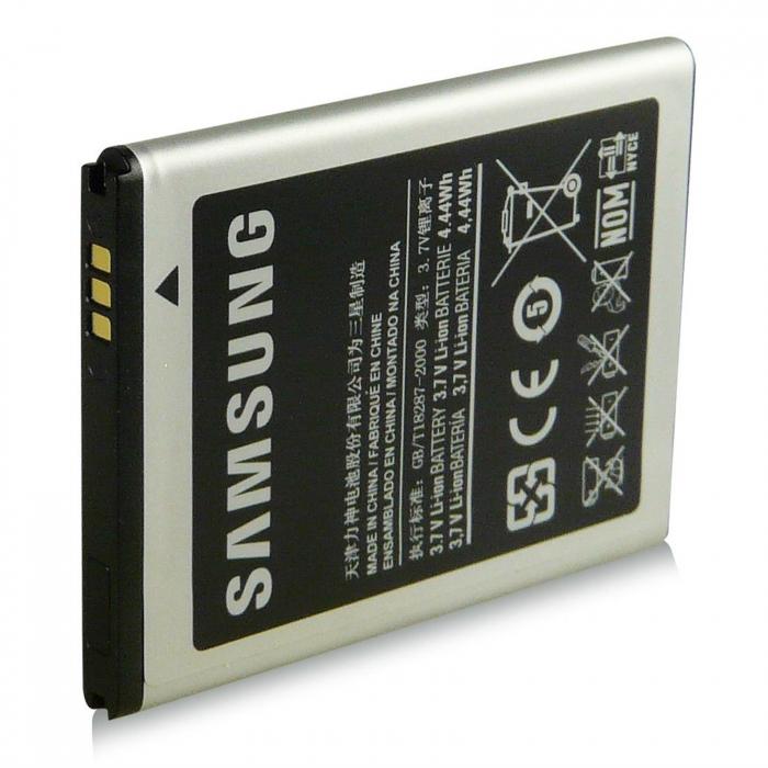 Acumulator Samsung Galaxy S5300 Pocket EB454357VU [0]