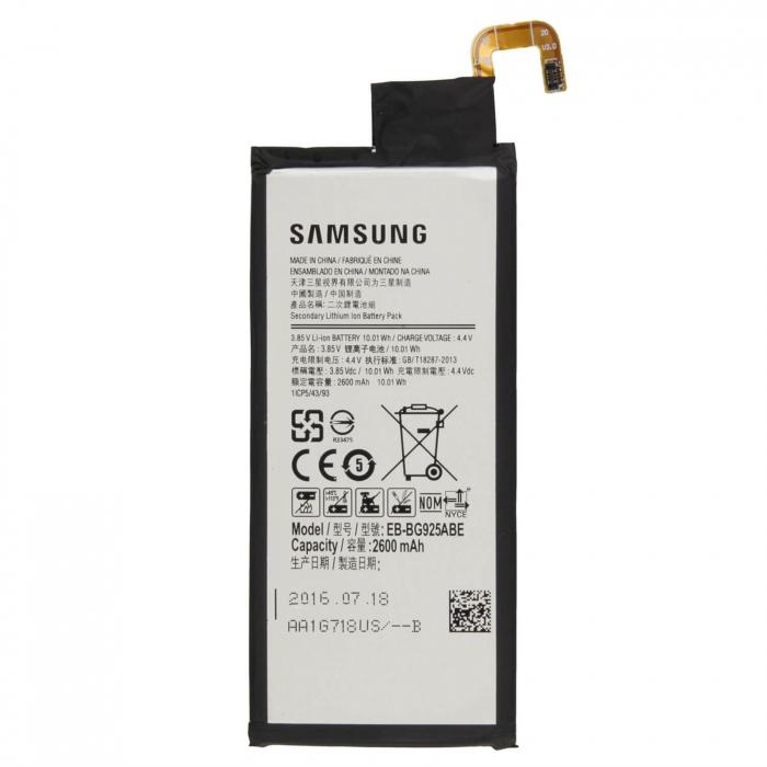Acumulator Samsung Galaxy S6 Edge EB-BG925ABE [0]