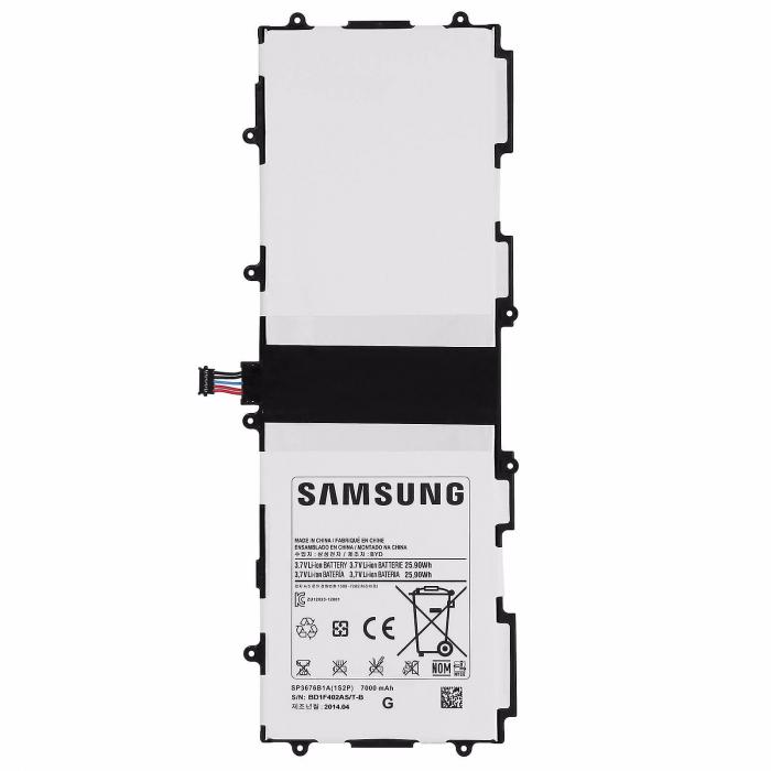 Acumulator Samsung Galaxy Tab 10.1 N8000 N8010 SP3676B1A (1S2P) [0]
