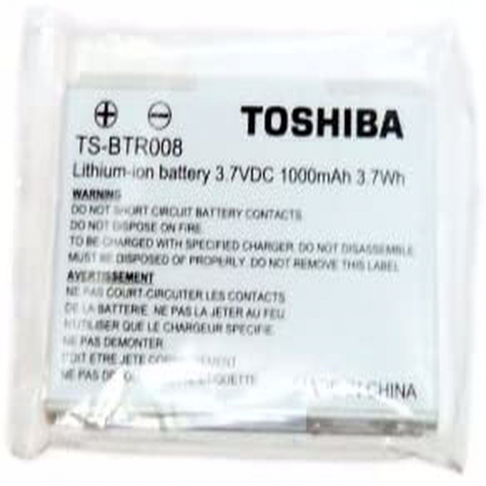 Acumulator Toshiba TS-BTR008 amperaj 1100mah [0]