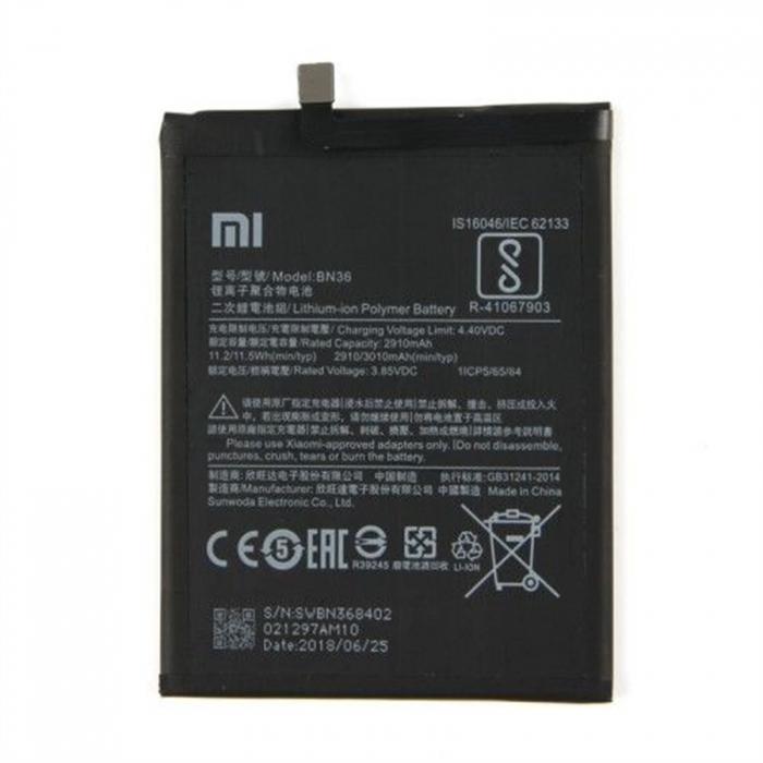 Acumulator Xiaomi Mi 6X BN36 [0]